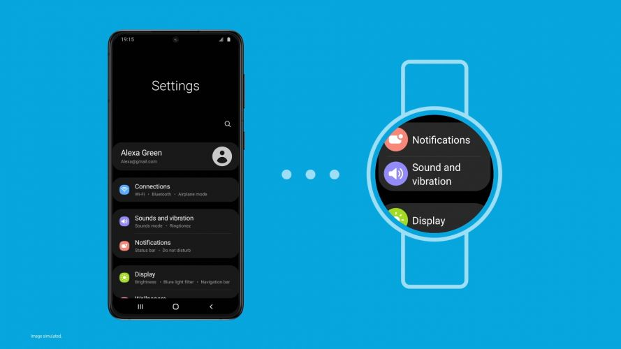 [New Unified Platform + One UI Watch] Seamless Experience.1